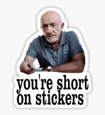 You're short on stickers Sticker