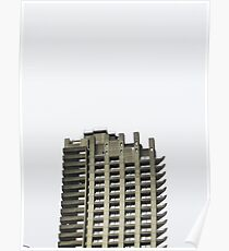 Barbican Tower Poster