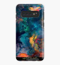 Marmor Liebe 8 Hülle & Klebefolie für Samsung Galaxy