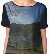 Lake District 11 Women's Chiffon Top
