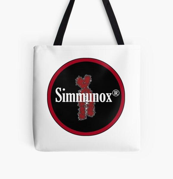 Simmunox® logo All Over Print Tote Bag