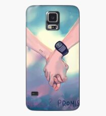 Holding Eleven Case/Skin for Samsung Galaxy