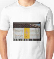 Chiang Mai: Danger High Voltage Unisex T-Shirt