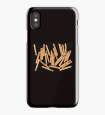 Anglo-Saxon Rune Staves iPhone Case
