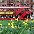 London Bus II by Camilla