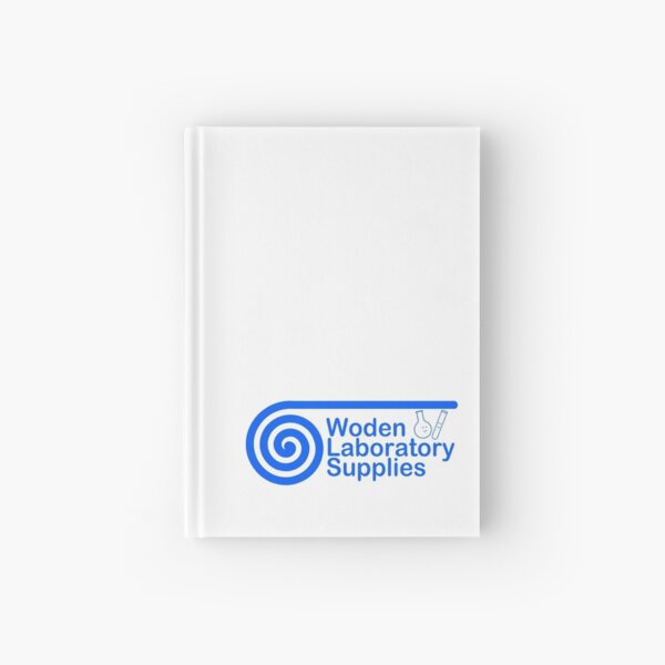 Woden Laboratory Supplies Hardcover Journal