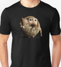 Neandertaler mit Keule Unisex T-Shirt