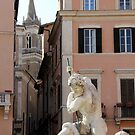 The View from Navona by Camilla