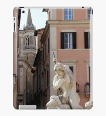 The View from Navona iPad Case/Skin
