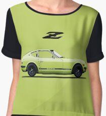The Classic 240Z Chiffon Top