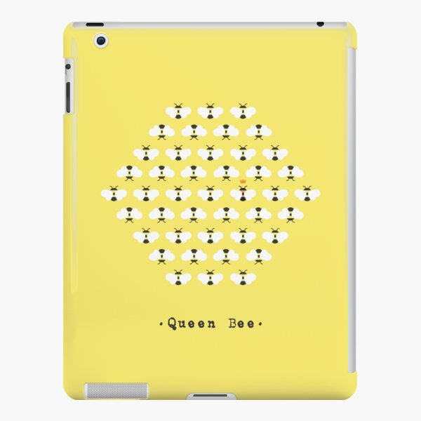 Queen Bee iPad Snap Case