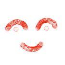 Happy face  by celestenjoo