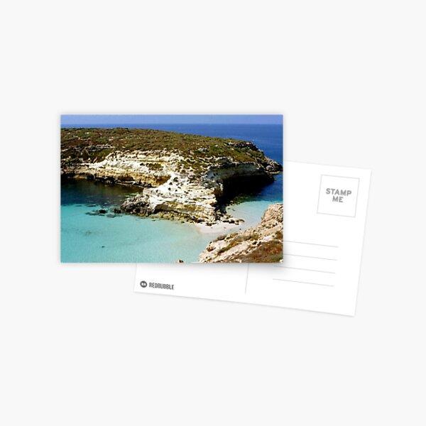Lampedusa 1 Postcard