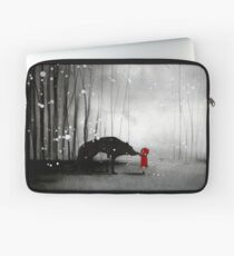 Little Red Riding Hood ~ The Fisrt Touch  Laptop Sleeve