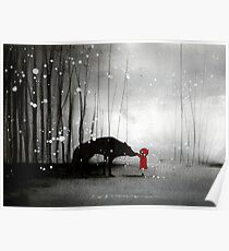 Little Red Riding Hood ~ The Fisrt Touch  Poster