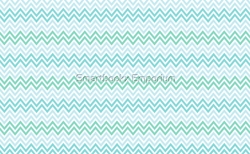 Chevrons Fashion Pattern Design by Smartbookx Emporium