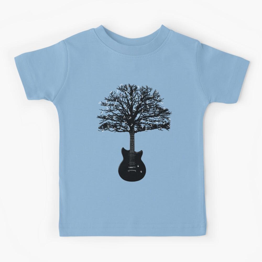 The guitar tree Kids T-Shirt