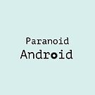 Paranoid Android von MissCellaneous