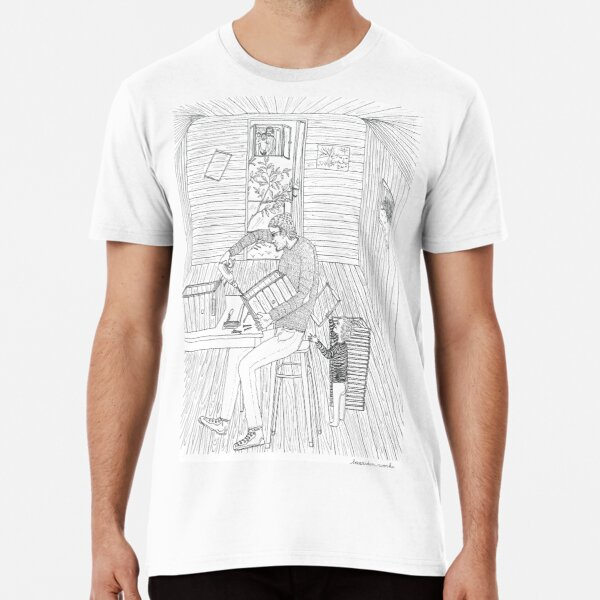beegarden.works 008 Premium T-Shirt