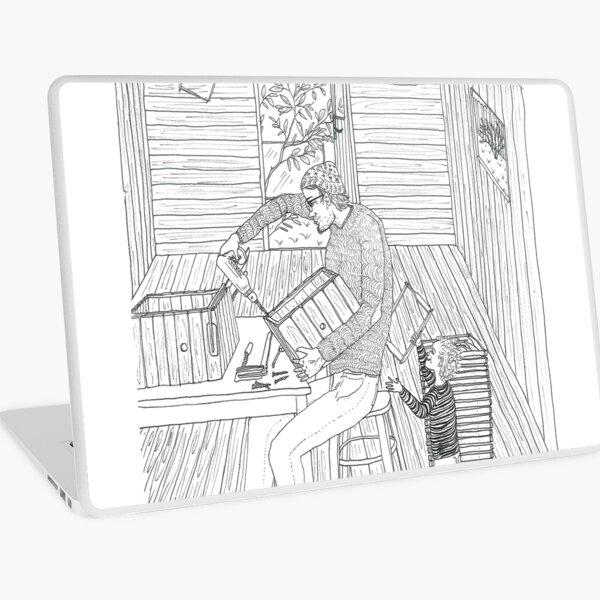 beegarden.works 008 Laptop Skin