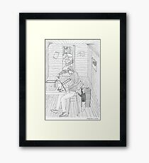 beegarden.works 008 Framed Print