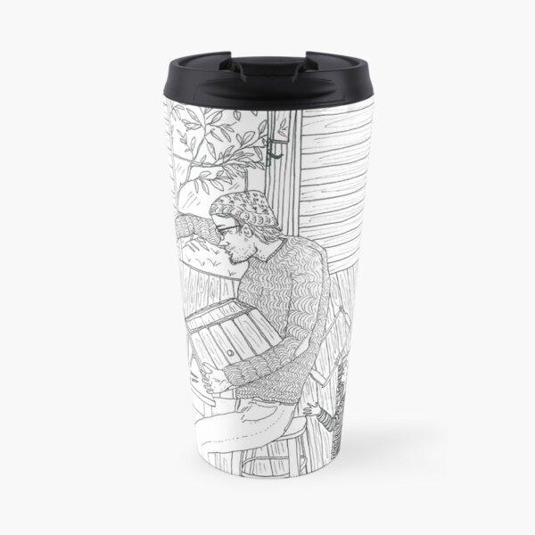 beegarden.works 008 Travel Mug