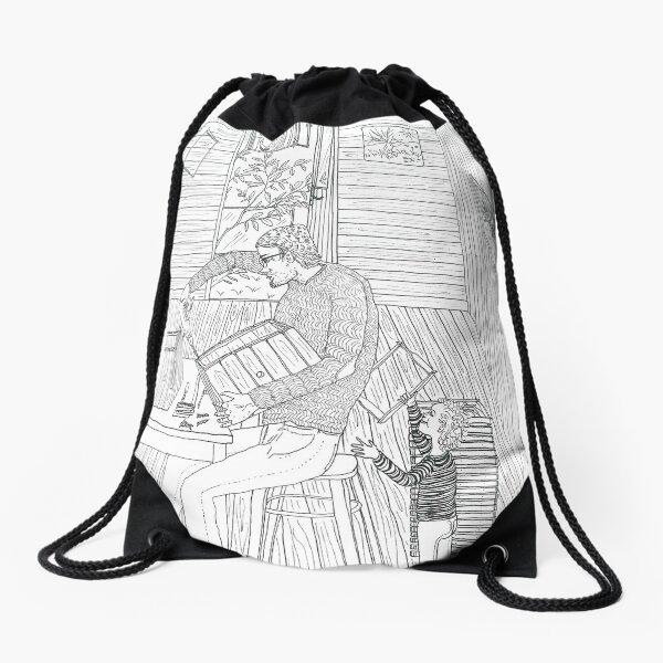 beegarden.works 008 Drawstring Bag