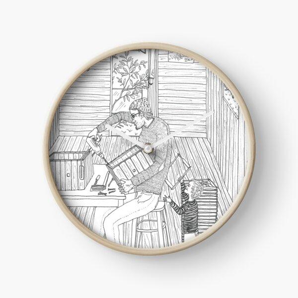 beegarden.works 008 Clock