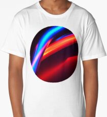 Neon Super Long T-Shirt