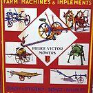 PIERCE FARM  MECHINES by TIMKIELY