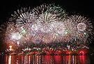 Perth WA Skyworks Australia Day 2015 - 3  by Colin  Williams Photography