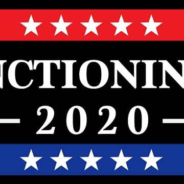 Any Functioning Adult 2020 by geekchic