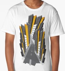 Night in the City Long T-Shirt