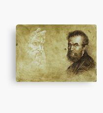 """Michelangelo"" Canvas Print"