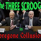 The Three Scrooges by ayemagine