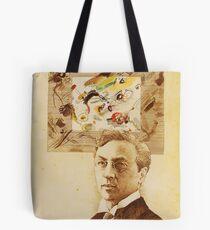 """Wassily Kandinsky"" Tote Bag"
