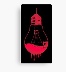 EVIL DEAD - LIGHT BULB Canvas Print