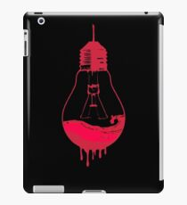 EVIL DEAD - LIGHT BULB iPad Case/Skin