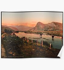 Dyssyni Valley vintage photograph Poster