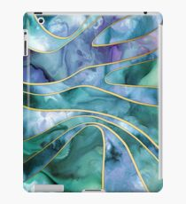 The Magnetic Tide iPad Case/Skin