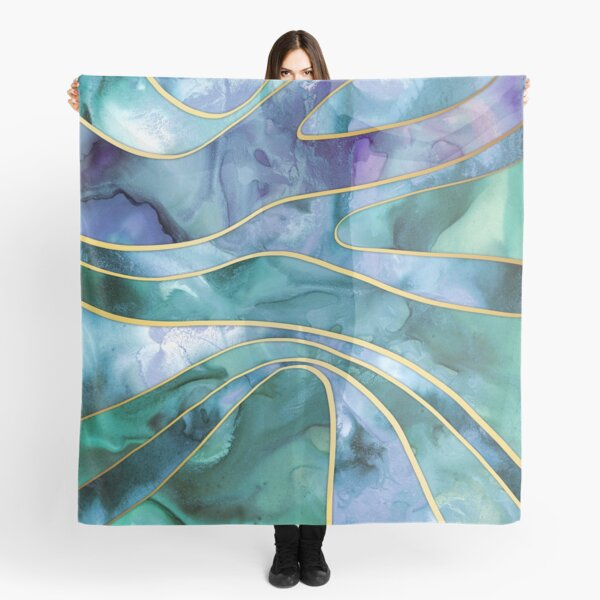 The Magnetic Tide Scarf