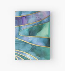 The Magnetic Tide Hardcover Journal