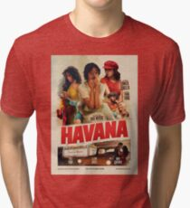 Camilla Cabello - Havana The Movie Tri-blend T-Shirt