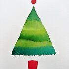 Christmas Tree by Jennifer J Watson
