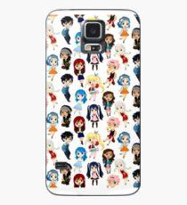 Chibi Fairy Tail Case/Skin for Samsung Galaxy