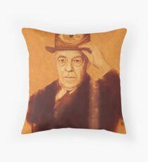 """René François Ghislain Magritte"" Throw Pillow"