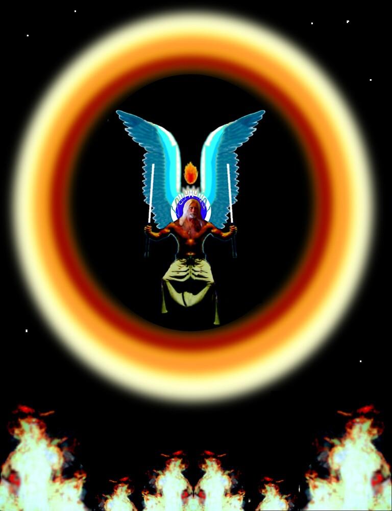 Divine Intervention by Kevyn Paul Eisenman