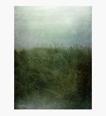 Summer Love at a Twilight Beach Photographic Print