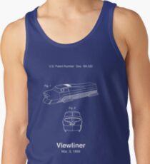 Viewliner Zug Patent Tank Top