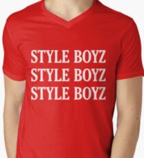 Style Boyz Men's V-Neck T-Shirt